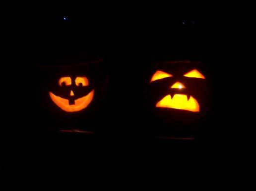 Oooh jack-o-lanterns!