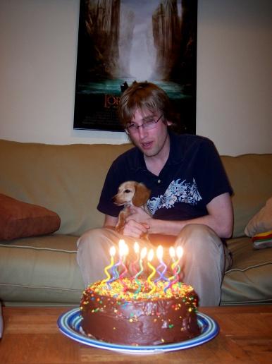 oooh cake!